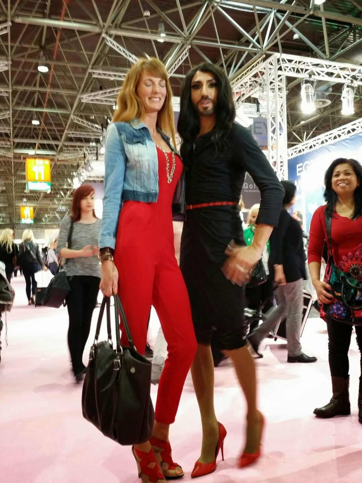 Beauty Messe Düsseldorf 2015
